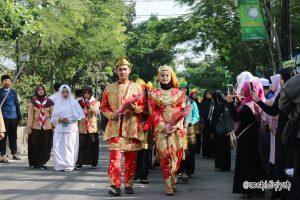 Karnaval Budaya : Melalui Gerakan Santri Cinta Olahraga dan Seni Demi Suksesnya Asian Games 2018