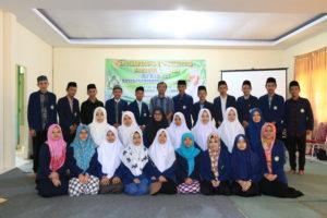 Tingkatkan Mutu Organisasi, Ma'had Aly Jakarta Gelar LDK