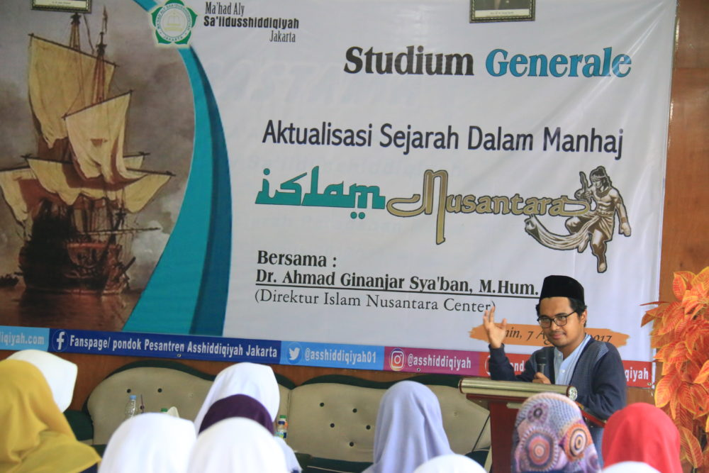 Islam Nusantara Benih Kebangkitan Dunia Islam
