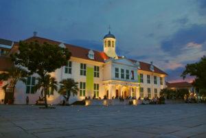 Sejarah Singkat Museum di Kota Tua