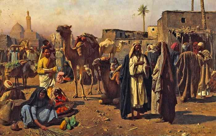 Bangsa Arab Sebelum Islam