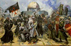 Tiga Faktor Penyebab Terjadinya Perang Salib