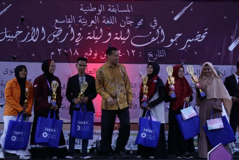 2 Mahasantri Ma'had Aly Jakarta Juara Puisi Bahasa Arab Nasional