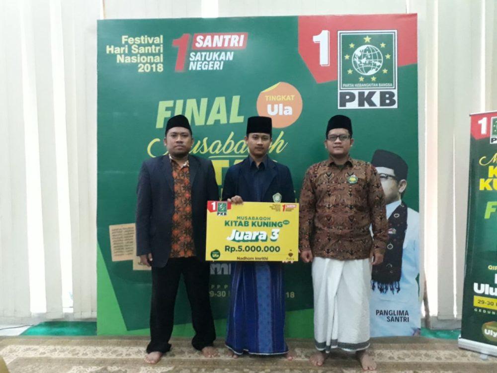 Ma'had Aly Jakarta Tampil Sebagai Juara MKK Nasional