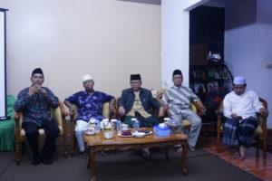 Kuatkan Jalinan antar Ma'had Aly, Al-Musthafawiyah Bogor Kunjungi Sa'iidushiddiqiyah Jakarta