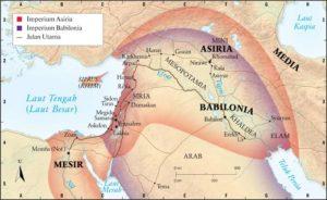 Mesopotamia; Peradaban Bulan Sabit Kesuburan