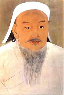 Jenghis Khan, Sang Penakluk Asia