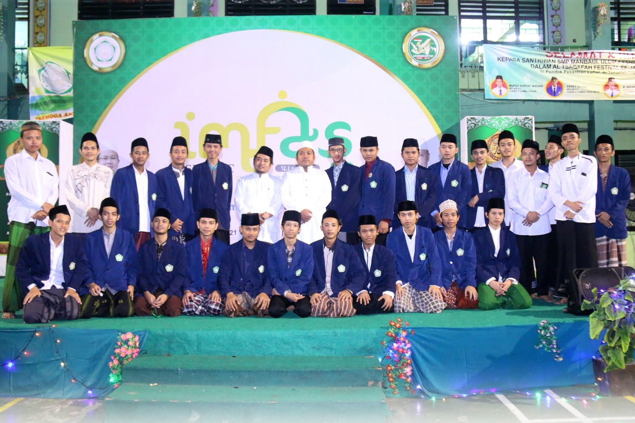 Ma'had Aly Jakarta Sukseskan IMFAS Perdana