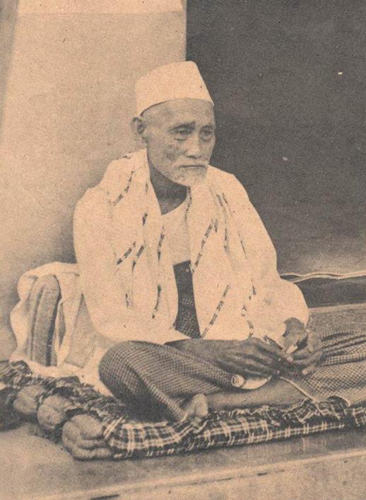 Gembong Kiai Asal Lasem, KH. Ma'sum Ahmad (1870-1972 M)