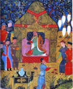 Peradaban Islam pada Masa Mongol
