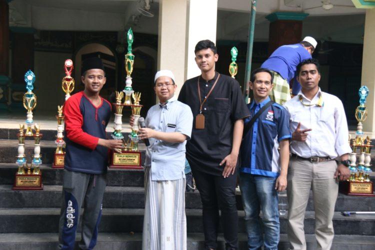 Mahad Aly Juara Tandhiful 'Am bersama Unilever Indonesia