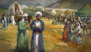 Pijak Kaki Ibnu Battutah Sang Pengembara Muslim Part 3 (Konstantinopel – China – Wafat)