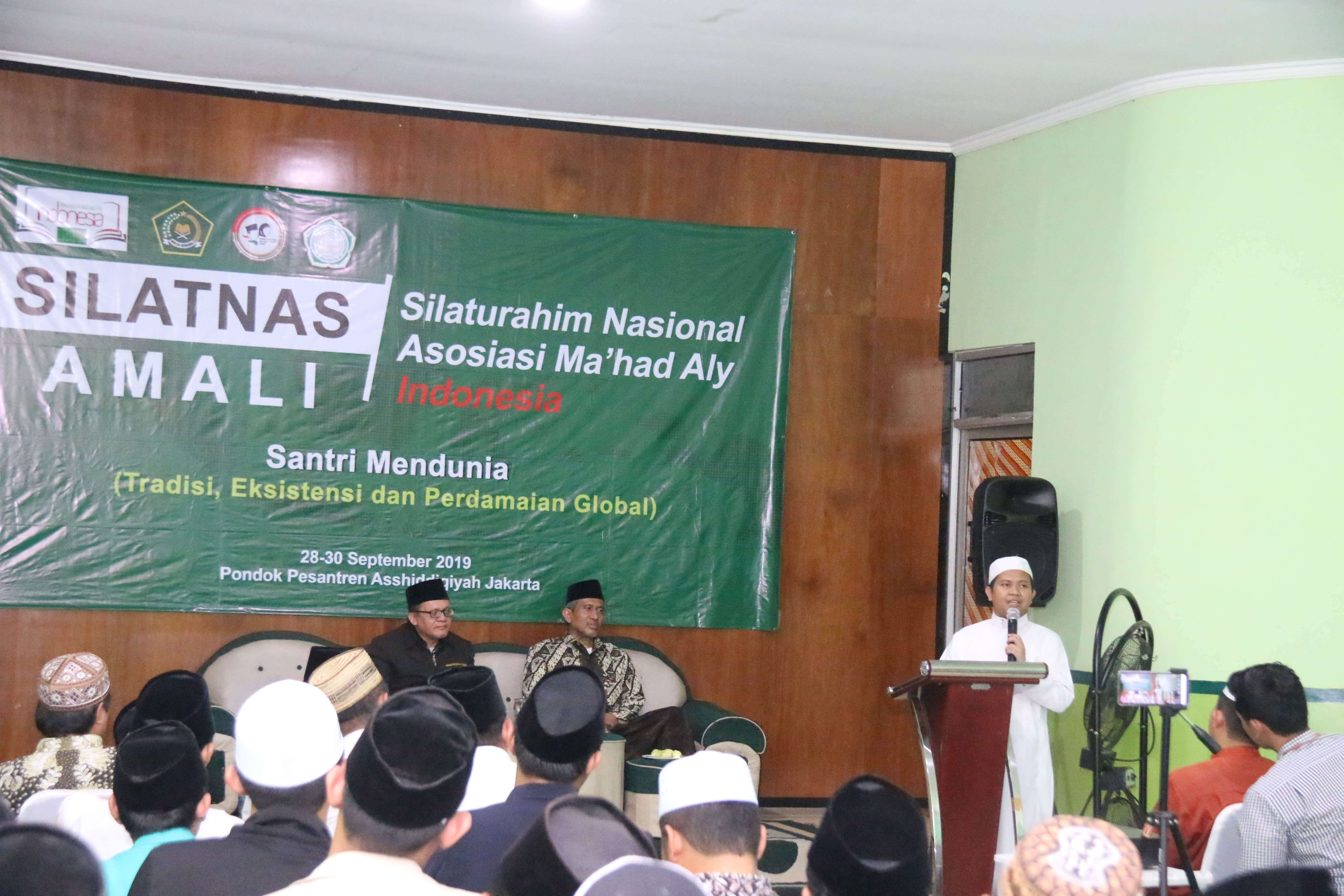 Semarakkan MPSN 2019, AMALI Kembali Gelar Silatnas