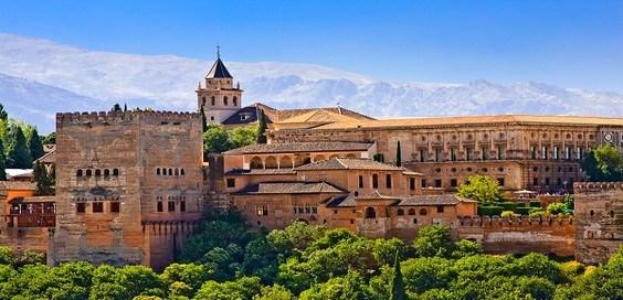 Jejak Peradaban Islam di Andalusia