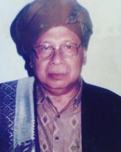 Biografi KH. Ahyad Bakry bin Mama Bakry