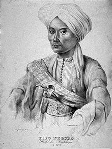 Pangeran Diponegoro (1785-1855 M)