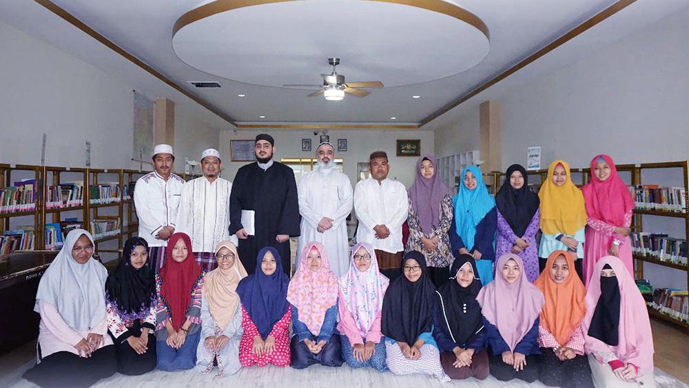 Dauroh Islamiyah