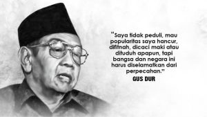 Gus Dur, Sang Guru Bangsa
