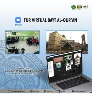 Bayt Al-Qur'an, Wadah Mahasantri Telaah Sejarah Al-Qur'an