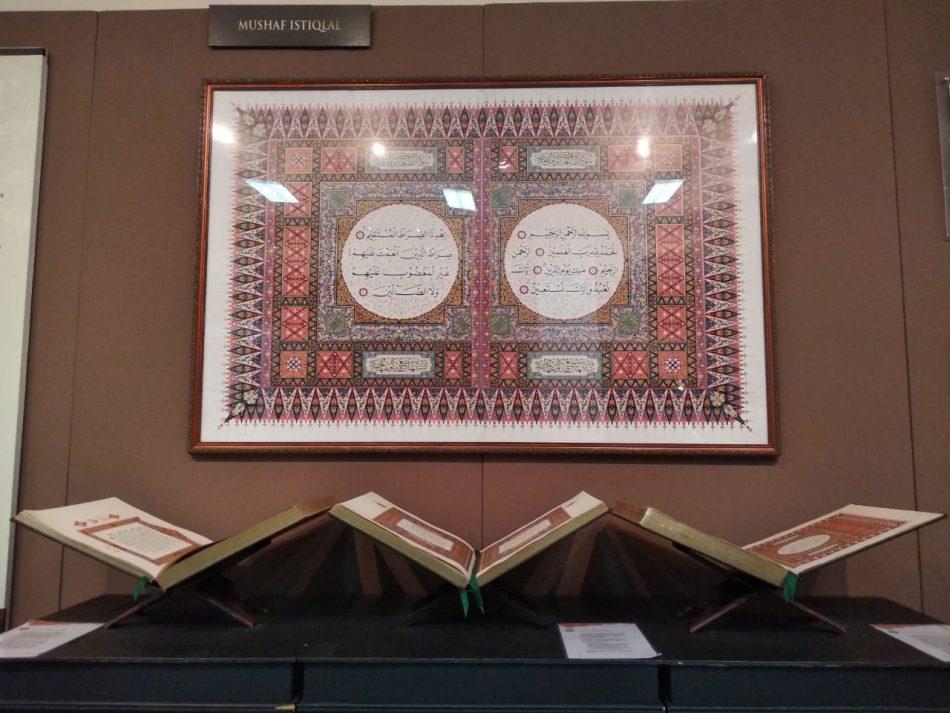Bincang Keilmuan Virtual, Museum Bayt Al-Qur'an dan Ma'had Aly Jakarta Jalin Silaturahm