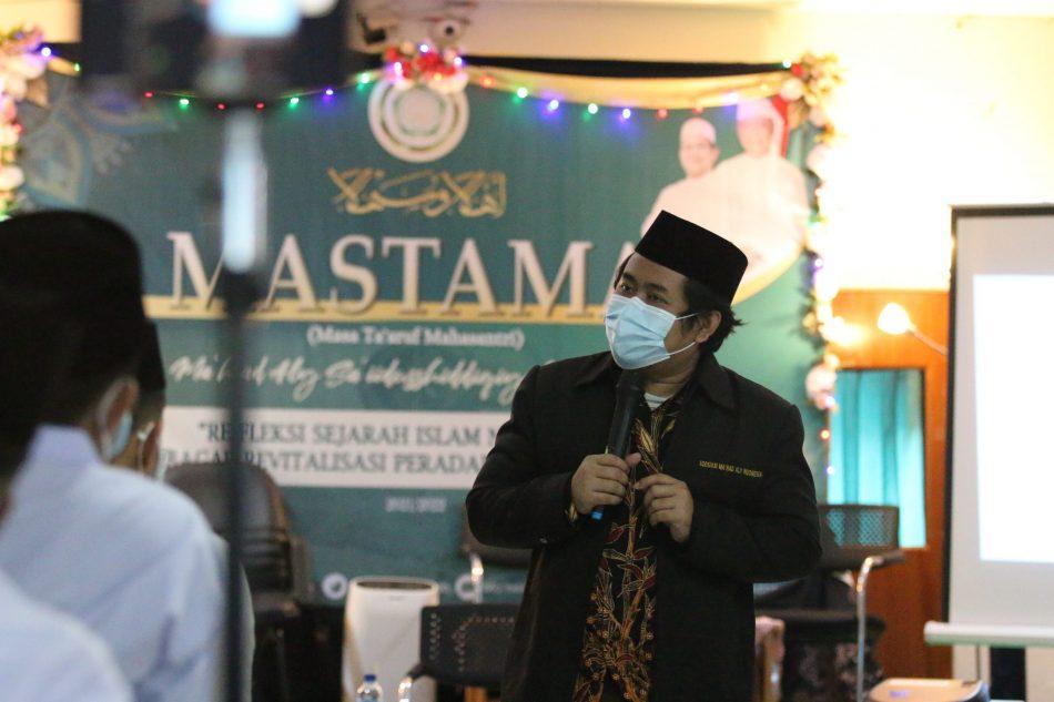 MASTAMA 2021: VISI, MISI dan Sedikit Tentang Kurikulum Mahad Aly Jakarta
