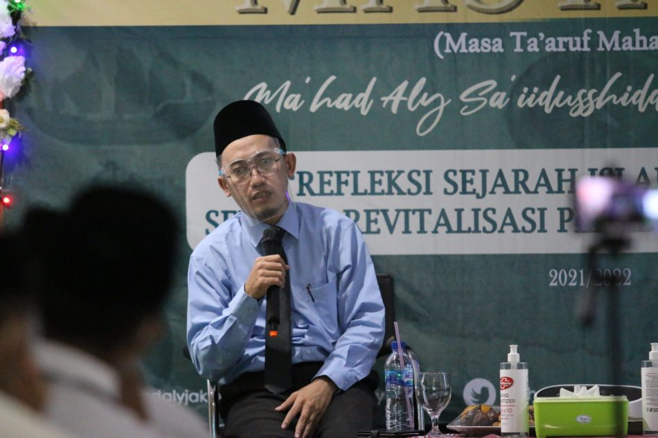 MASTAMA 2021: Trilogi dan Struktur Pengurus Pondok Pesantren Asshiddiqiyah Jakarta