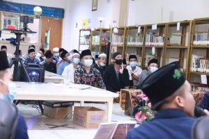 "Launching UKM Sekaligus Bedah Buku ""Rasa Yang Tertinggal"" Karya Mahasantri Ma'had Aly Sa'iidusshiddiqiyah"