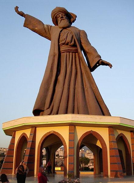 Jalaluddin Rumi Sang Mistikus Agung